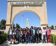 ÇANAKKALE DESTANI - Çorumlu Öğrenciler Çanakkale'de
