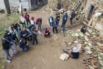 MUSTAFA ZENGİN - Genç Fotoğrafçılar Gudu Yapımını Fotoğrafladı