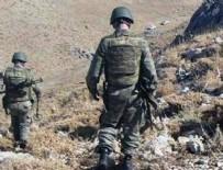 ÖZEL GÜVENLİK - Hakkari'de bazı alanlar 'Özel Güvenlik Bölgesi' ilan edildi