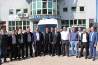 ORHAN VELI - Hayırsever İşadamları Yomra Belediyesine Cenaze Yıkama Ve Taşıma Aracı Bağışladı