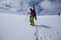 KAYAK SEZONU - Mayıs Ayında Palandöken'de Kayak Keyfi