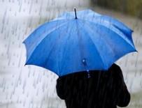YAĞIŞ UYARISI - Meteoroloji uyardı