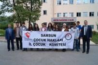 ÇOCUK ÜNİVERSİTESİ - Samsun Çocuk Hakları İl Çocuk Komitesi Omüçem'i Ziyaret Etti