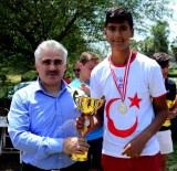 CEM KILIÇ - 19 Mayıs Gençlik Haftası Tenis Müsabakası