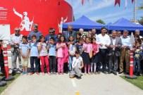 TRAFİK EĞİTİM PARKI - Alaşehirli Çocuklar Eğlenirken Öğrenecek