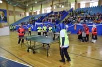 Altındağ'ın Kadın Masa Tenisçileri