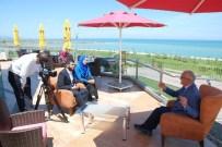 AMAZON - Başkan Yılmaz, Tunus Medyasına Röportaj Verdi