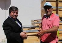 Elazığ'da Çiftçilere Organik Arı Kovanı Desteği