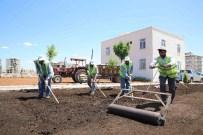 KONUKLU - Haliliye'de Yeni Yeşil Alanlar Vatandaşlar İçin Hazırlanıyor