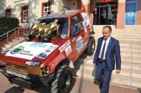 ÇAM SAKıZı - İnegöllü Off-Roadcular Marmaris'te Birinci Oldu