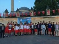 MUSTAFA KARADENİZ - Karaman'da 3X3 Basketbol Müsabakaları Sona Erdi