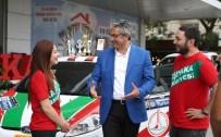 HÜSEYIN MUTLU - Karşıyaka'ya Rallide 2 Kupa Birden