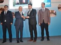 ENGELLİ SPORCU - Konya Büyükşehir Belediyespor Yılın Spor Kulübü Seçildi