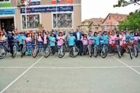 NUH ÇIMENTO - Körfez'de Öğrenciler Yaza Bisikletle Giriyor