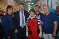 GÖRME ENGELLİ VATANDAŞ - Malatya'da İkinci Kez 'Engelsiz Yaşam' Fuarı Açıldı
