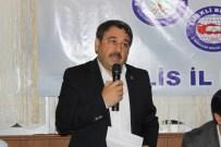 İNSAN GÖÇÜ - Memur- Sen Genel Başkan Yardımcısı Levent Uslu, Kilis'te