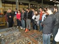 FAIK YILMAZ - Mmo'dan Öğrenci Üyelere Teknik Gezi
