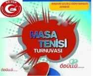 ŞUURLU ÖĞRETMENLER DERNEĞI - Öğretmenler Derneği Masa Tenisi Turnuvası Düzenleyecek