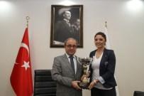 SÜLEYMAN EVCILMEN - PAÜ Step Takımı Türkiye Şampiyonu Oldu