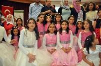 Suriyelilerden 'Teşekkürler Türkiye' Etkinliği