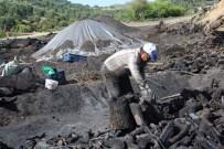 Yaz Yaklaştı Mangal Kömürü Yapımı Hızlandı