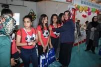 KABILIYET - Başkan Oğuzhn, Başarılı Engelli Sporcuları Ödüllendirdi