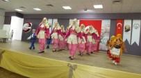 ANNELER GÜNÜ - Burhaniye'de Anne Ve Çocuklarının Oyunları Büyüledi