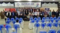 Eğitim-Bir-Sen Erzincan'da Vefa Toplantısını Gerçekleştirdi