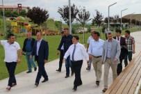 GENÇ OSMAN - Genç Osman Parkı Açılışa Hazır