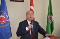 NİŞASTA BAZLI ŞEKER - Gök Açıklaması 'Güvenli Gıdayı Türkiye'nin Gündemine Taşıyoruz'