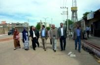 FERHAT ENCÜ - İdil'de, HDP'li Vekillere Soğuk Duş