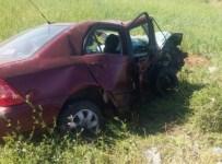 Kovancılar'da Trafik Kazası Açıklaması 3 Yaralı