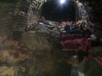 MEHMET TOP - Madencilerin 'Ocaktan Çıkmama'Eylemi Sürüyor