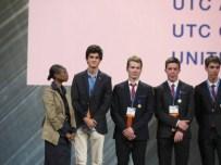 UNITED TECHNOLOGIES - TED Malatya Kolejinden Büyük Başarı
