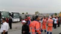EROL ÖZDEMIR - Temizlik İşçilerinden Belediye Yönetimine Protesto
