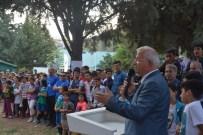 ÜNİVERSİTE KAMPÜSÜ - Torbalı'da Büyük Spor Festivali Başladı
