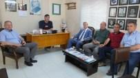 Burhaniye'de Başkan Yardımcısı Akkılınç'ın TARİŞ Ziyaret