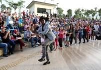 SALSA - EXPO 2016'Da Dans Rüzgarı Esti