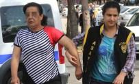 FUHUŞ SKANDALI - Fuhuştan yakalanan kadın polise beddua etti