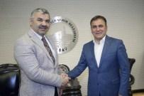 ERCAN ÇİMEN - 'Kayseri Büyükşehir Yönetici Yetiştiriyor'