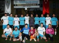 KARAHAYıT - Pamukkale'de Futbol Şöleni Devam Ediyor