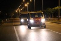 Trabzonlu Şehit Memleketine Uğurlandı