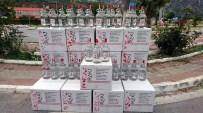ALKOLLÜ İÇKİ - Aydın'da 364 Litre Sahte İçki Ele Geçirildi