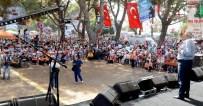 TURGAY BAŞYAYLA - Başkan Kocamaz, Erdemli Türkmen Şöleni'ne Katıldı
