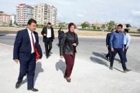 DEDE KORKUT - Başkan Toru, Park Alanında İncelemelerde Bulundu