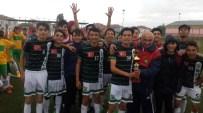 Bozokspor Futbol Kulübü U16'da Yozgat Şampiyonu Oldu