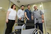 FELÇLİ HASTALAR - Düşünce Kontrollü Tekerlekli Sandalye Yaptılar