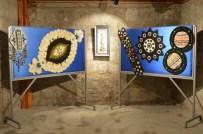 ATATÜRK EVİ - Ebru, Hat Ve Kat'ı Sanatı Sergisi Açıldı