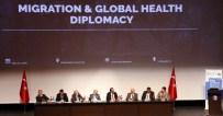 HALEP ÜNİVERSİTESİ - Göç Ve Küresel Sağlık Diplomasisi Uluslararası Üst Düzey Sempozyumu Gaziantep'te Yapıldı