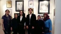 GÜRLEK - Hırka-I Şerif Vakfı Kültür Merkezi'nde Geleneksel Sene Sonu Sergisi Açıldı